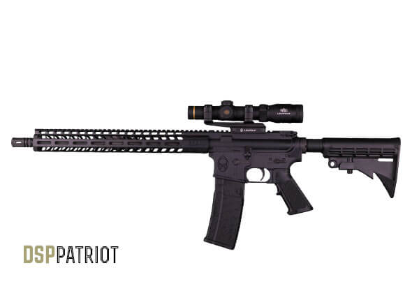 DSP Patriot Rifle with Scope